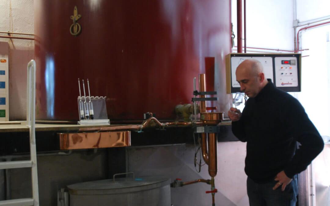 A la rencontre d'un distillateur