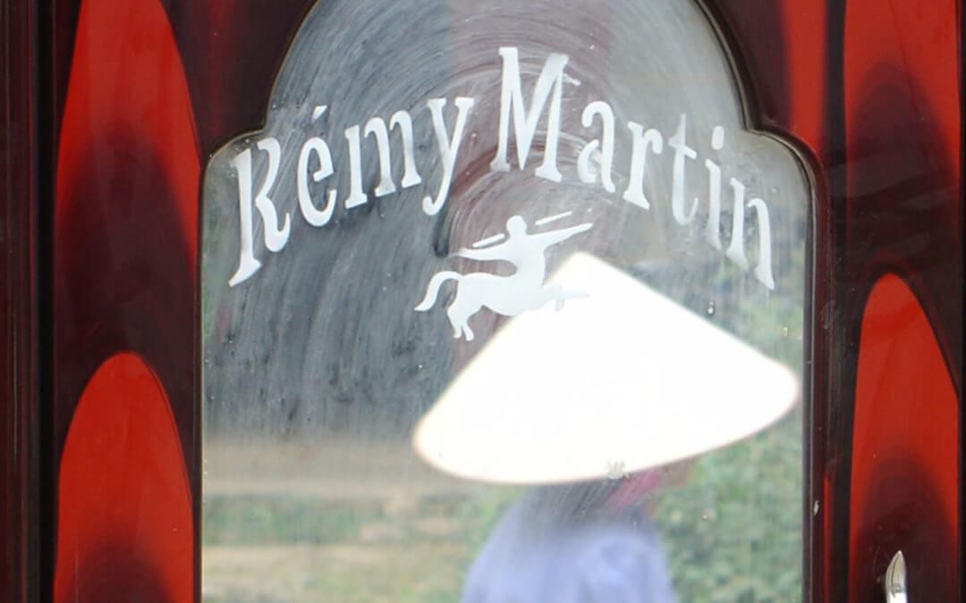 Le Centaure de Rémy Martin au Vietnam
