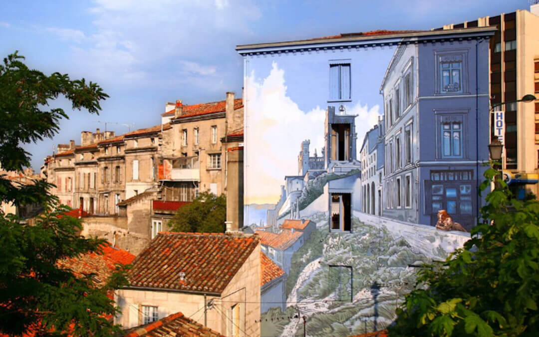 Stay in Angoulême, the city of bubbles
