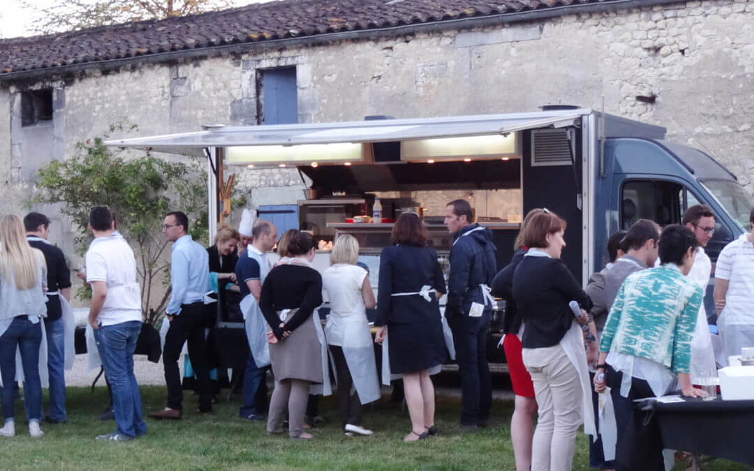 Food-truck Party