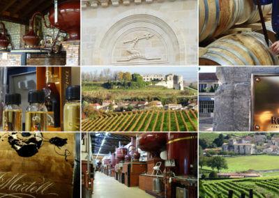 Excursión a la carta a la tierra del coñac con Cognac Tasting Tour