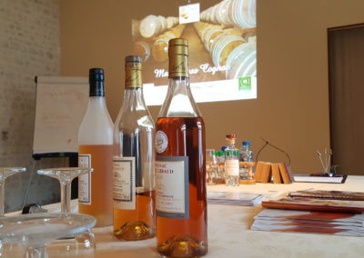 Masterclass cognac is one of the activities organisez by our travel agency