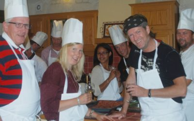 Atelier Cuisine en Charente