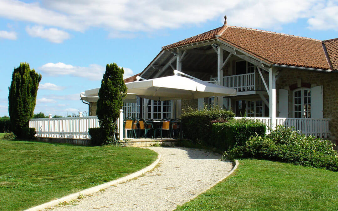 """""""Golf in Charente"""" stay"""