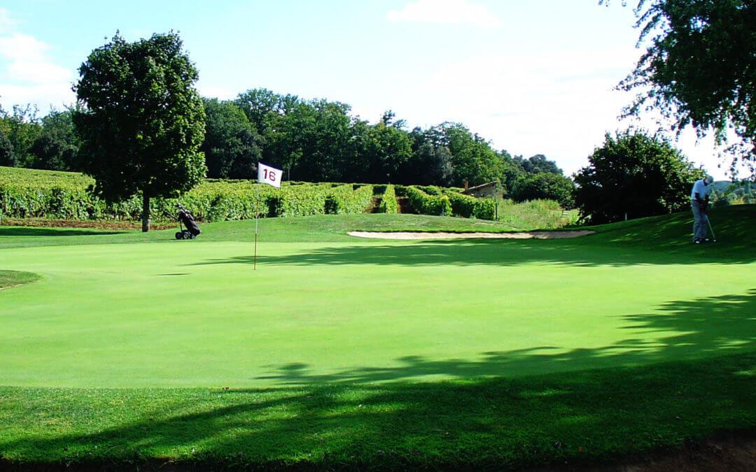 "Séjour ""Golf en Charente"""