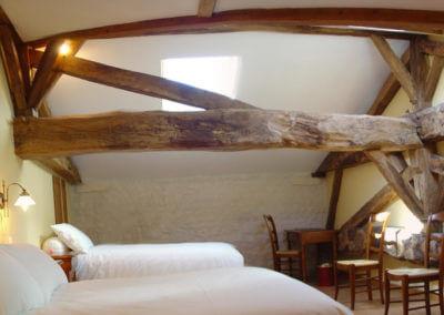 Suite familiale dans une demeure de charme en Charente