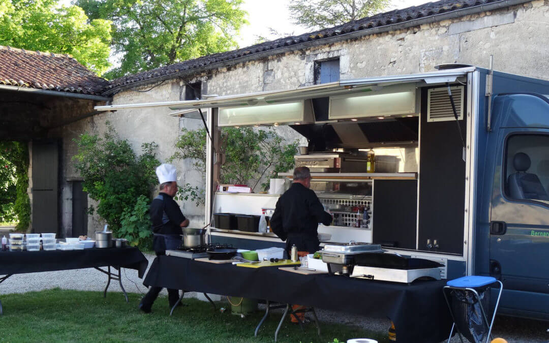 Food-truck Catering Party
