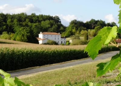 Une demeure charentaise du XIXe au cœur du vignoble charentais